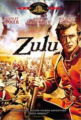 Зулусы / Zulu (1964), DVD cover