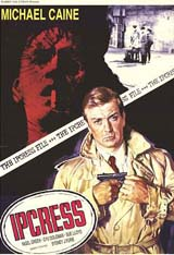 The Ipcress File, poster