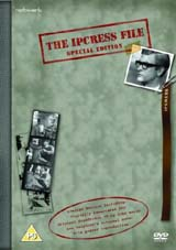 The Ipcress File, DVD cover