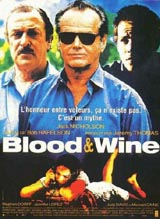 Кровь и вино / Blood and Wine (1996) - постер