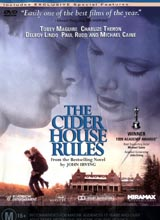 Правила виноделов / The Cider House Rules - обложка DVD, Австралия