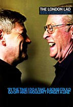 Total Film - Kenneth Branagh and Michael Caine - working class heroes